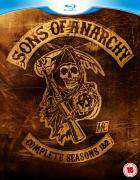 Sons of Anarchy saisons 1 et 2 Bluray