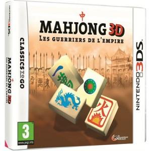 Jeu Majhong sur 3DS