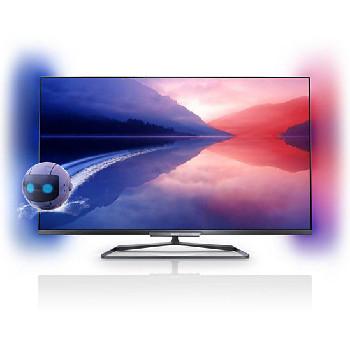 """Téléviseur 42"""" Philips TV LED 3D PFL6158 - Ambilight Spectra 2"""