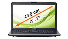"PC Portable 17"" Medion Akoya E7221"