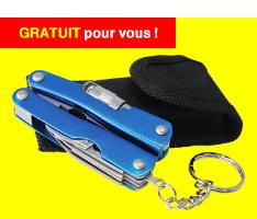 Outil Multifonctions de poche - Livraison gratuite en magasin sur Paris et Ronchin