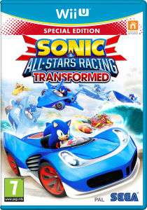 Sonic & All Stars Racing Transformed (Limited Edition) sur Wii U