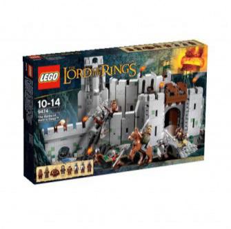 Jeu de construction Lego 9474 - Le gouffre de Helm