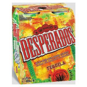 3 packs de 4 Desperados 50cl