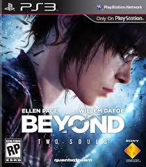Beyond Two Souls sur PS3 (en anglais)