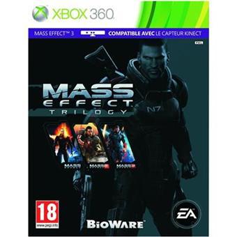 Trilogie Mass Effect sur XBOX 360