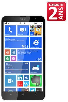 "Smartphone 6"" Nokia Lumia 1320 4G 8Go - 3 coloris"