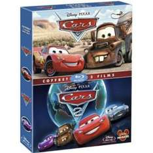 Coffret Blu-ray Cars + Cars 2