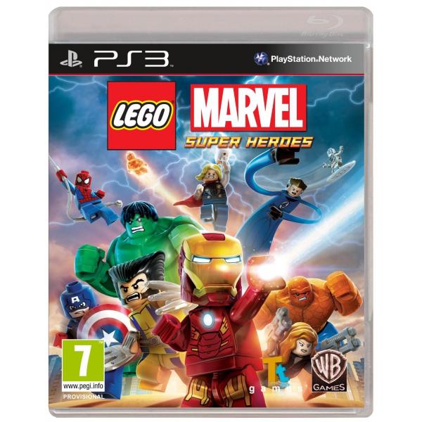 LEGO Marvel Superheroes (PS3)