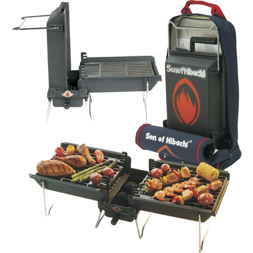 Barbecue portatif Son of Hibachi