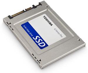 "Disque SSD Toshiba 512Go 2,5"" Q-Series"
