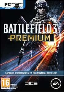 BATTLEFIELD 3 PREMIUM [Extension Pack]