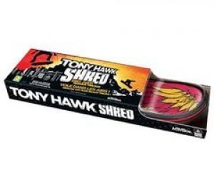 Tony Hawk Shred Bundle sur WII