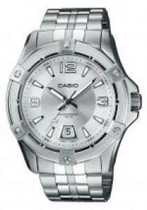 Montre Homme Casio MTD-1062D-7AVEF Quartz Analogique Bracelet en Acier Inoxydable