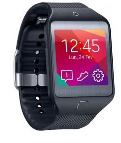 Montre connectée Samsung Gear 2 Lite (avec ODR 50€)