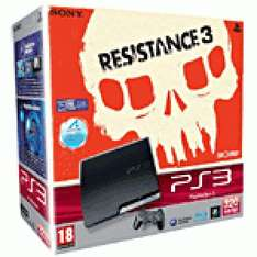 Console PS3 Slim 320 Go Sony + Resistance 3