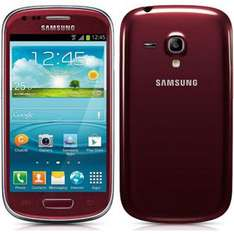 Smartphone Samsung Galaxy S4 Mini Rouge
