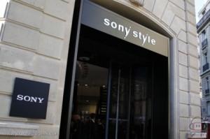 Payez 150€ sur vente-privee.com et dépensez 300€ au Sony Store, Paris