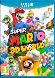 Super Mario World 3D sur Wii U / Thief sur PS4