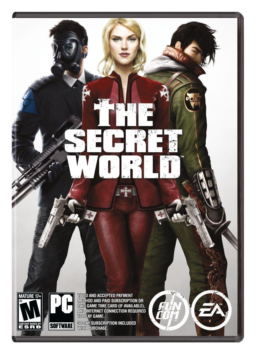 Jeu PC The Secret World (Dématérialisé)