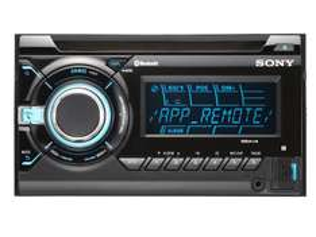 Autoradio Sony WX-GT90BT 2 DIN Audio Bluetooth (Avec ODR 40€)