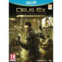 Jeu Wii U - Deus Ex Human Revolution Director's Cut