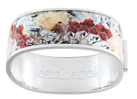 Jusqu'à -45% sur les bijoux Cacharel - Ex : Bracelet