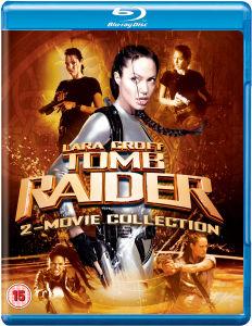 Coffret Blu-ray Tomb Raider 1 et 2