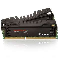 Mémoire kit Kingston 2x4Go 2400MHz HyperX Beast CAS11