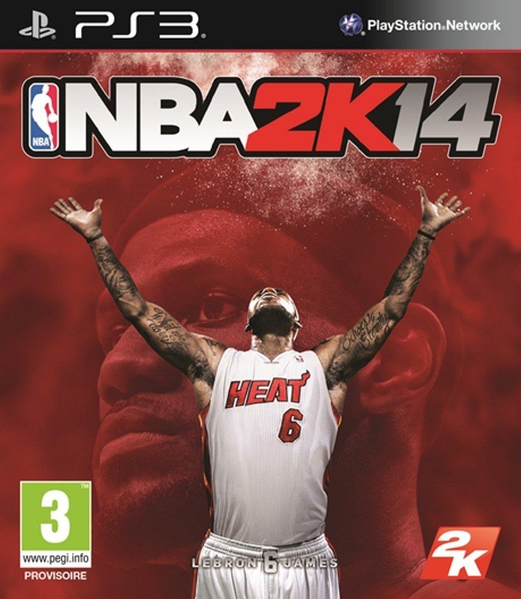 Jeu PS3 NBA 2k14