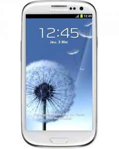 Samsung Galaxy S3 - Mega bon deal!