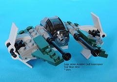 Le 28/04 : Polybag Lego Anakin's Jedi Intercepter offert