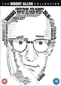 Coffret 20 Dvd Woody Allen - La Collection