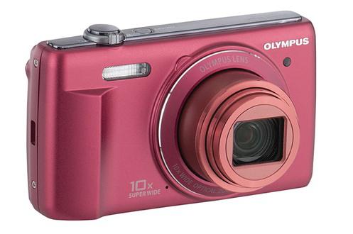 Sélection d'appareils photo compact en promo - Ex : Appareil photo Olympus VR-350