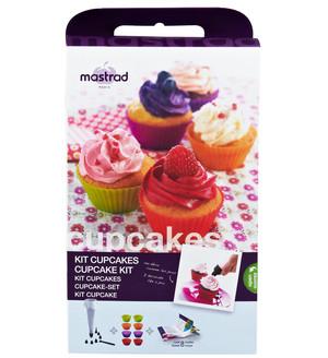 kit cupcakes MASTRAD