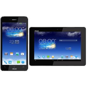 "Smartphone 5"" Asus New PadFone A86 16Go Noir + PadStation 10.1"""