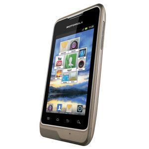 Smartphone Motorola Motosmart Champage