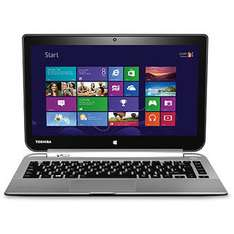 "PC Portable / Tablette Toshiba Satellite W30Dt-A-100 - Ecran 13.3"", 4Go RAM"