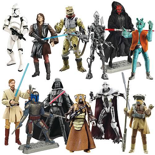 Star Wars: 2 figurines achetées = 1 figurine offerte @Hasbro