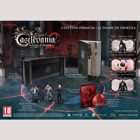 Jeu PS3/Xbox360 Castlevania : Lords of Shadows Collector