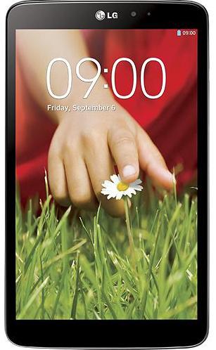 Tablette LG GPad 8.3 (ODR de 70€)
