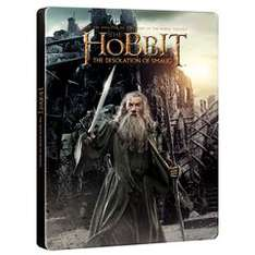 Blu-ray Steelbook Le Hobbit: La desolation de Smaug