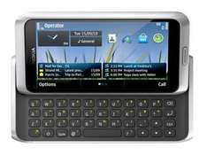 NOKIA  Smartphone E7-00 Silver White