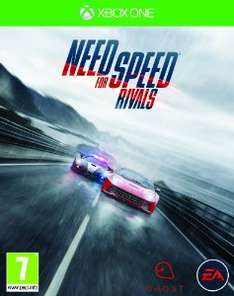 Jeu Xbox One - Need for speed Rivals