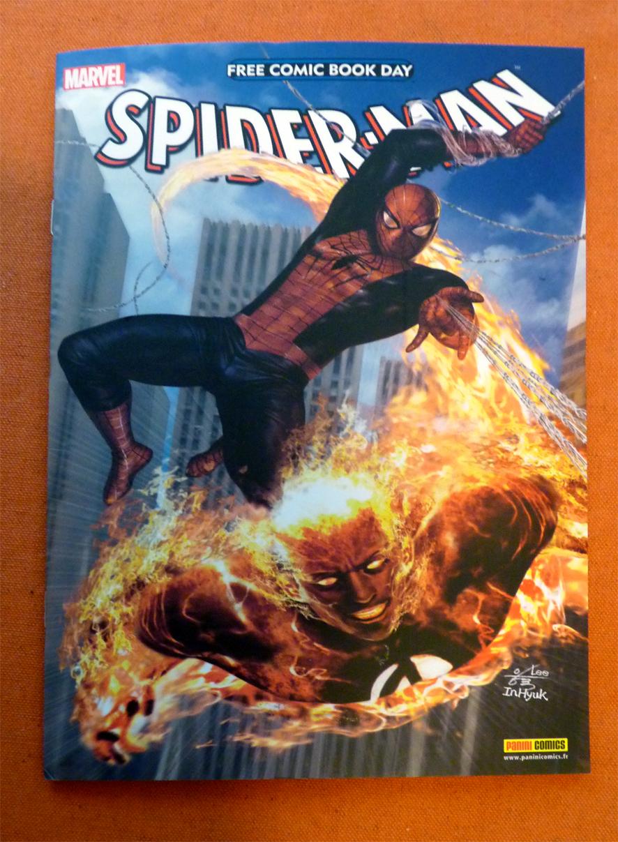 Free Comic Book Day : BD gratuites