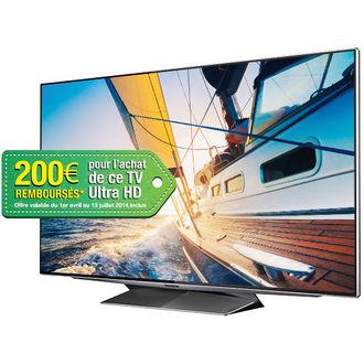 "TV 55"" Thomson 55UW9786 LED 4K 3D DLNA Wifi (avec ODR 200€ + bon d'achat 30€)"