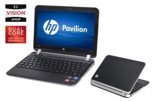 Netbook HP Pavilion DM1-4140SF 11.6″ / E450 / 4Go / 500Go + Souris