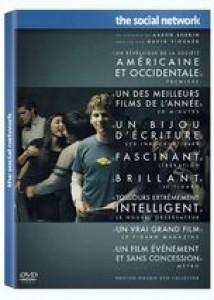 The Social Network - Édition double Blu-ray à 6,99€ et double DVD