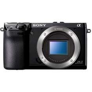 Appareil photo Sony NEX-7 Noir Nu - 24.3 MP