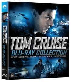 Coffret Blu-ray Tom Cruise Collection (5 Films)